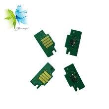 Winnerjet PFI-102 PFI-104 خرطوشة رقاقة كانون IPF650 IPF655 IPF750 IPF755 IPF760 IPF765 متوافق استخدام مرة واحدة رقاقة