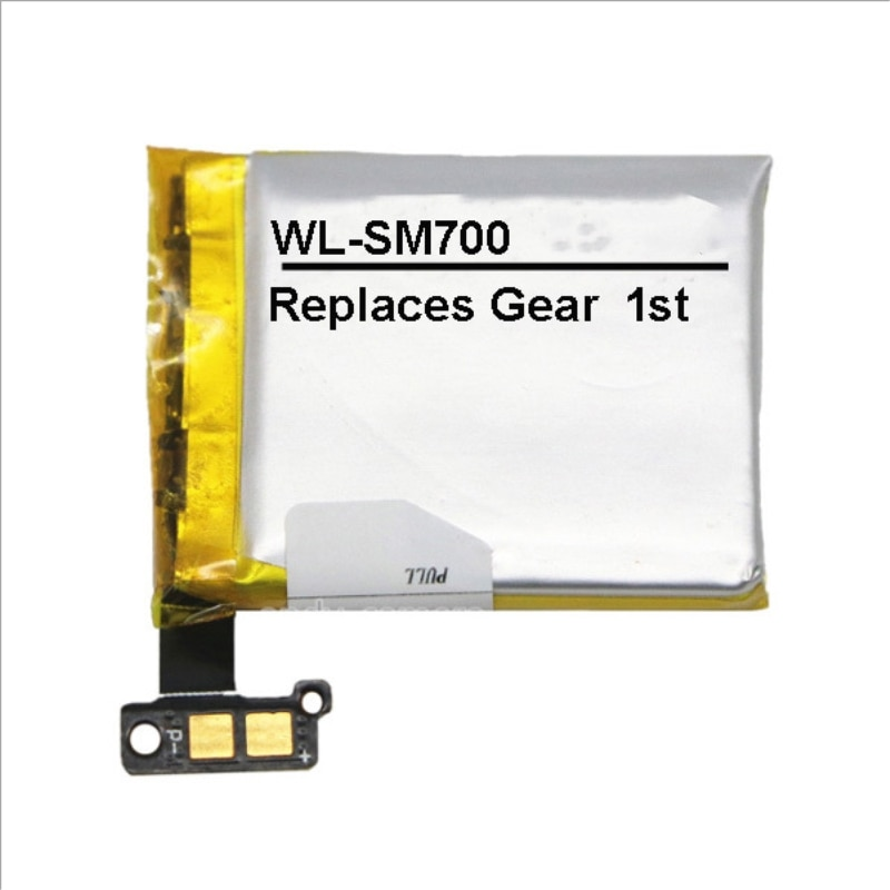 TTVXO для Samsung Galaxy Gear 1st Smartwatch SM-V700 Samsung батарея смарт часы LSSP482230AB батарея