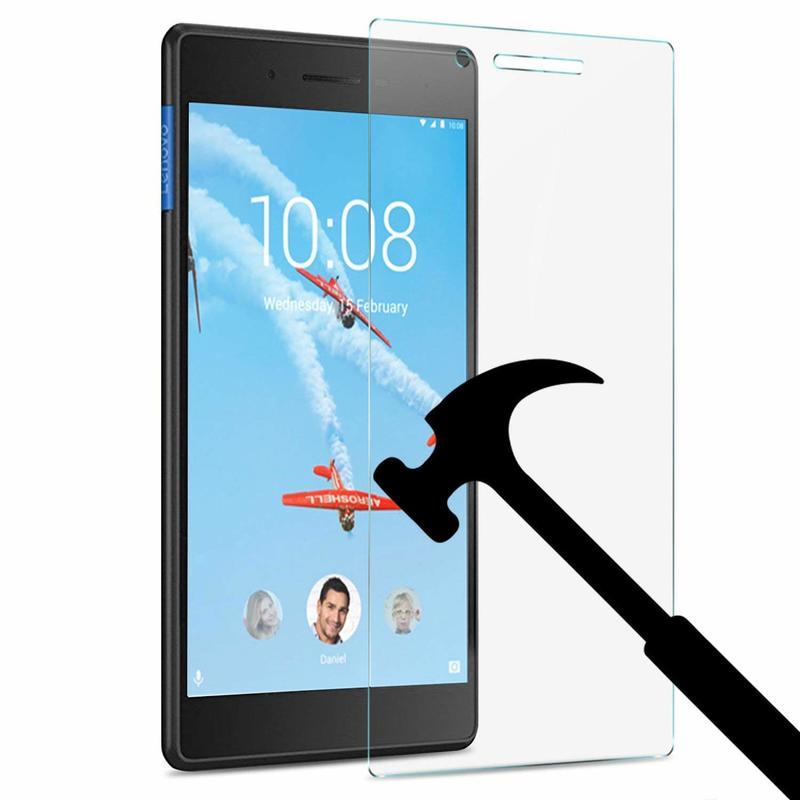 9H Tela de Vidro Temperado Protetor Para 2017 Lenovo Tab 7 Essencial TB-7304F TB 7304F 7304 7304i 7304X7.0 polegada Tablet Guard Film