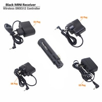 Hot Sale Wireless Dmx Controller Wireless Dmx512 Receiver China DJ System Supplier Stage Light Effect Light Control