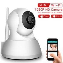 SDETER kablosuz evcil hayvan kamera 1080P WiFi kamera IP CCTV gözetim güvenlik kamera P2P gece görüş bebek izleme monitörü kapalı 720P cam