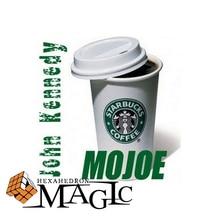 mojoe Free Shipping Magic Tricks Kids Mojoe by John Kennedy Magic Prop Magic Toy for Magicians Easy to Do Wholesale
