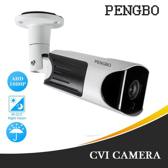 AHD Camera 1080P Video Surveillance Camera 50M Night Vision IR CCTV Camera Outdoor Waterproof Camera