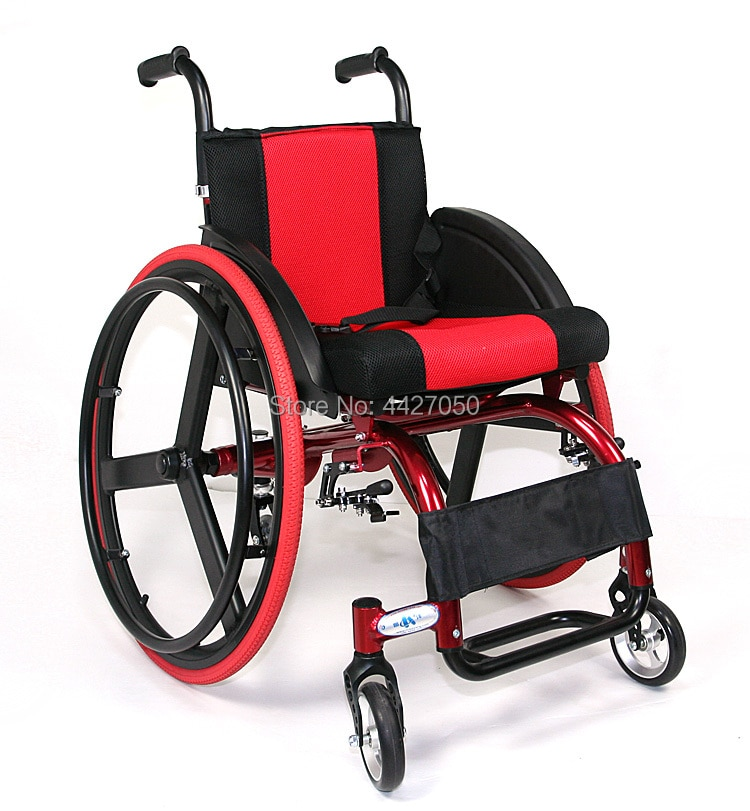 Free shipping Lightweight intelligence foldable carry smart drive all terrain sport wheelchair
