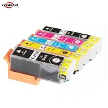 CISSPLAZA 3sets Ink Cartridge compatible for XP600 XP700 xp720 xp520 XP800 xp820 XP610 XP810 XP-510 XP-610 XP-710  T2730 273XL