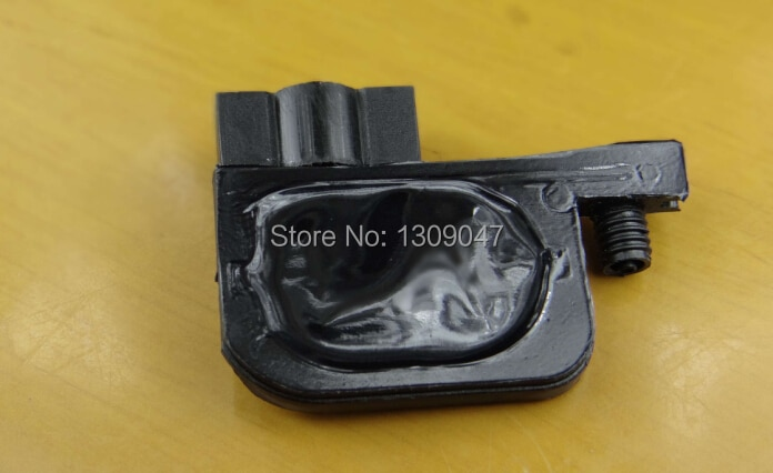 Petit amortisseur UV de haute qualité avec tête carrée pour imprimante Epson R1390 R1800 R1900 R2400
