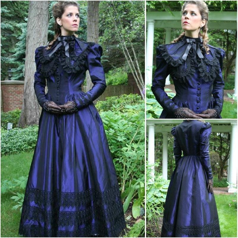 Personalizado madeON VENDA! v-12254 gothic lolita dress/vitoriano dress cocktail dress/halloween traje us6-26 xs-6xl