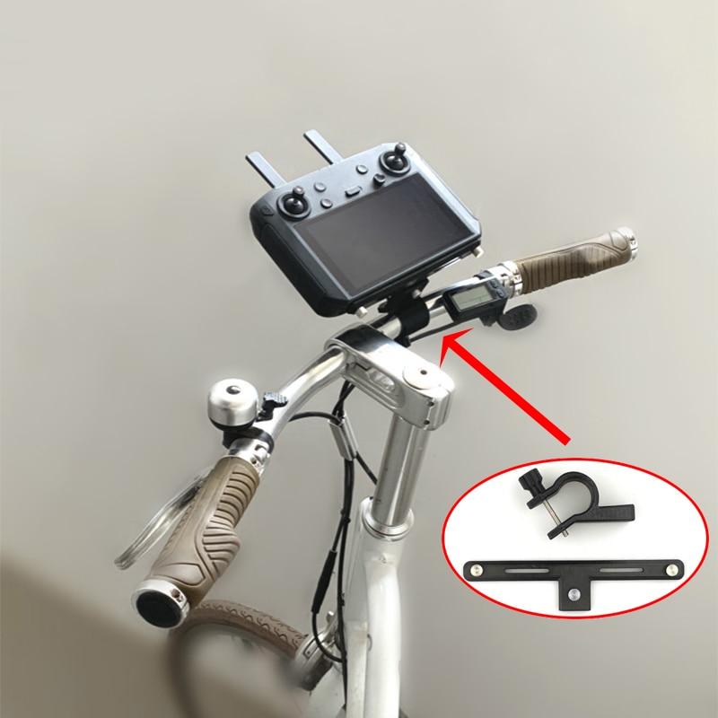 Support de montage Stent connecter émetteur support fixe pince pour DJI Mavic 2 télécommande avec écran VTT vélo