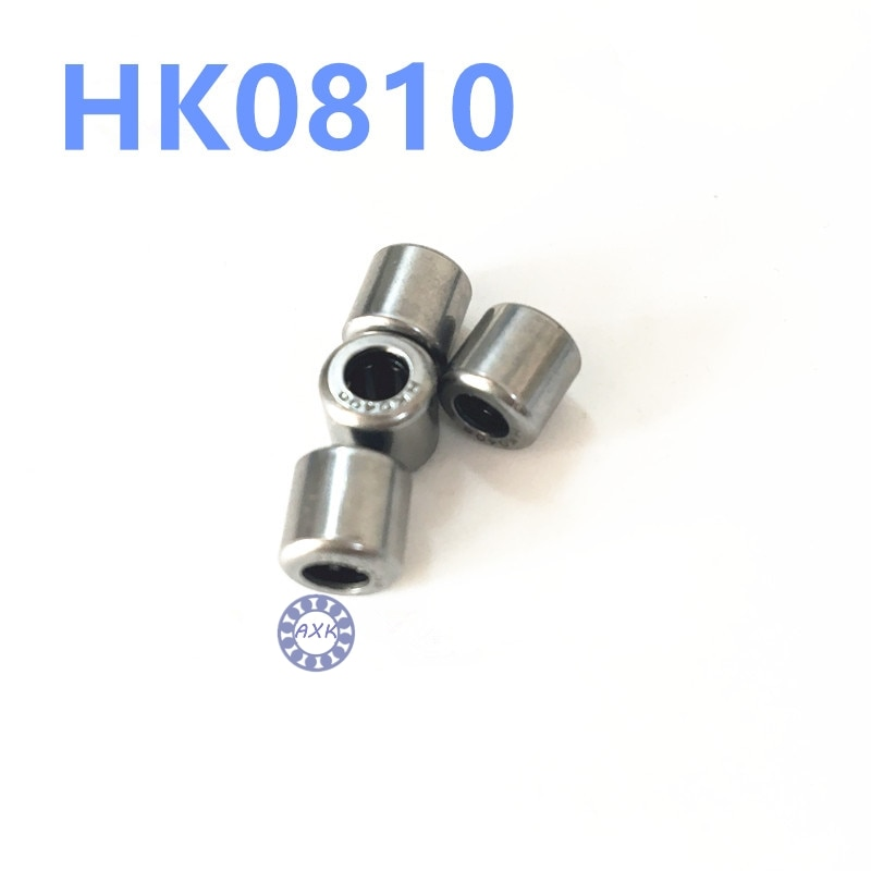 Rolamento de Agulha HK0810 8x12x10 TLA810 TLA810Z RHNA081210 para 8 milímetros eixo Rolamentos