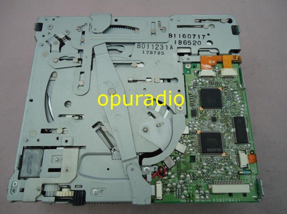 Envío Gratis Clarion 6 MECANISMO DE cambiador de CD conducir loder PCB número 039278421 para Ni $28185 JG41A Renault CD de coche radio