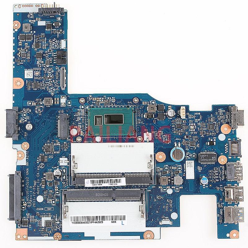 PAILIANG اللوحة المحمول لينوفو G40-70 14 بوصة PC اللوحة I3 90006463 NM-A272 tesed DDR3