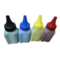 100g/bottle Refillable 205A CF530A toner powder refill for HP Color LaserJet Pro M154a M154nw MFP M180n M181fw M154 M180 M181