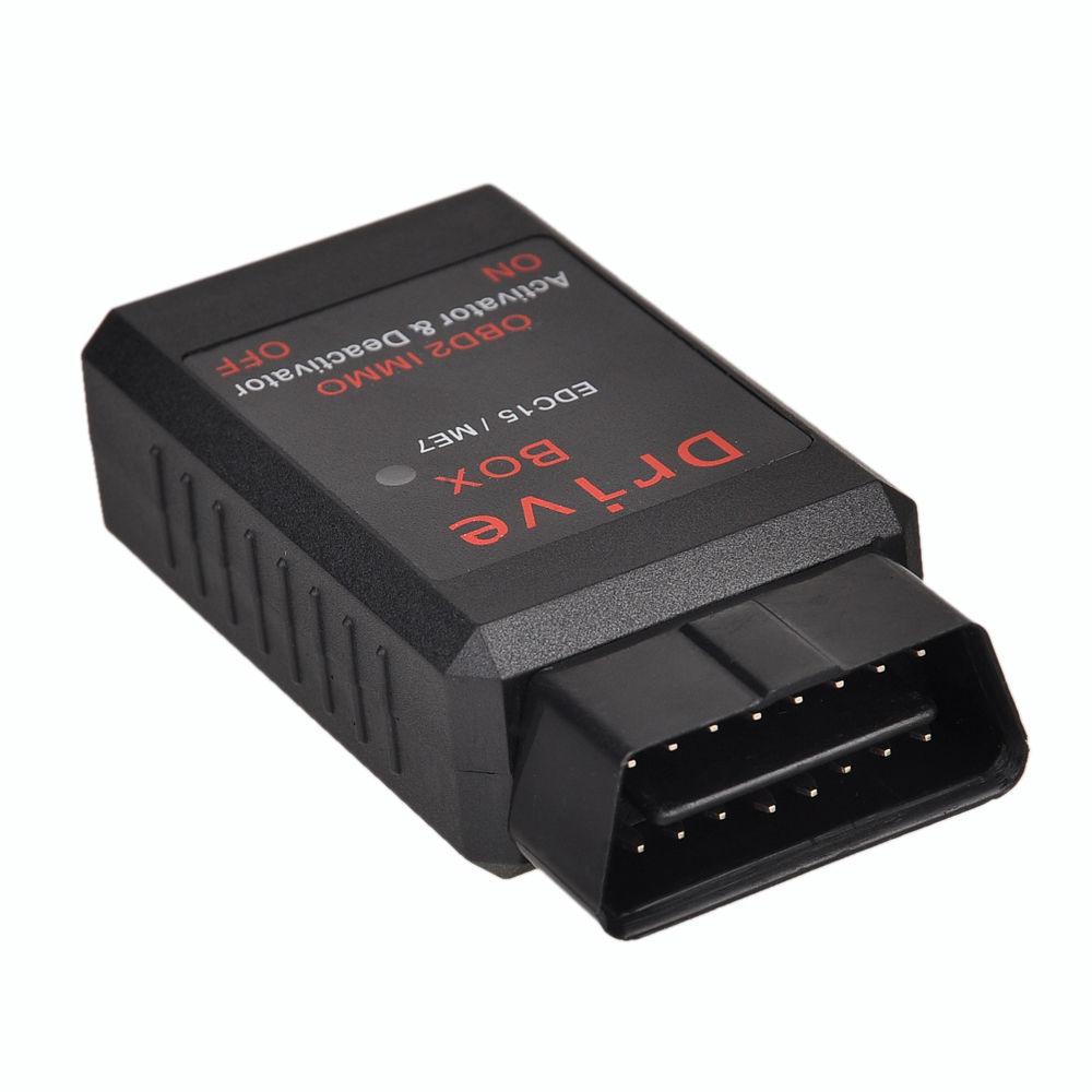 Obdii Drive Box serve VAG B0sch EDC15 / ME7 OBD2 IMMO Immobiliser desativador OBDII TDI