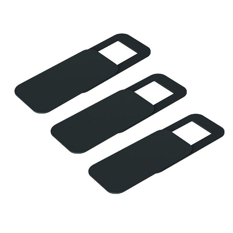 1/3/6 Uds tapa de lente cámara portátil pegatina cubierta para iPad Smartphone para PC portátiles