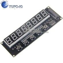 1 Chip microcomputer Development Board 8-bit digital Tube expansion board support AVR/51/PIC Digital tube