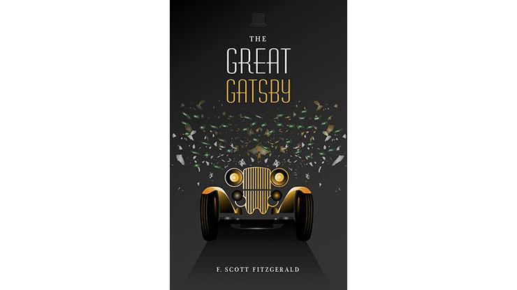 O Grande Gatsby Livro Teste por Josh Zandman, Truques de Mágica