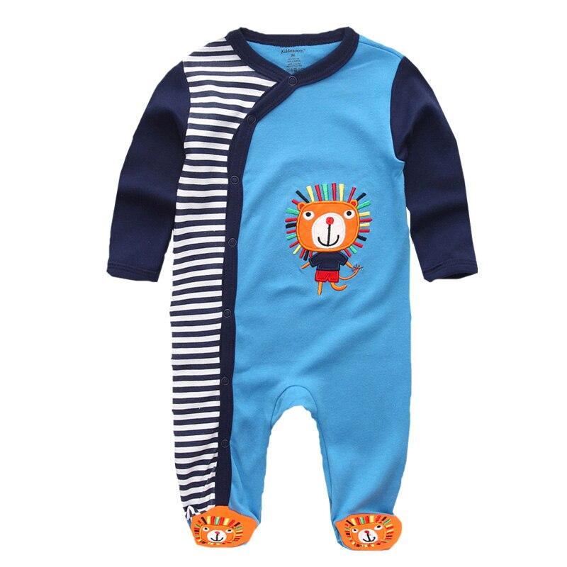 Ropa para bebés, 100% de algodón a cuadros, ropa de bebés, peleles de bebé, pijamas para bebés recién nacidos, ropa para niños pequeños