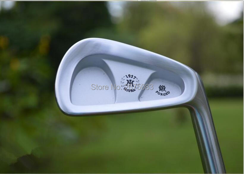 TourOK Golf  M.iura CB57 1957souvenir edition Golf irons set 4-9P golf Clubs with  shaft Free shipping