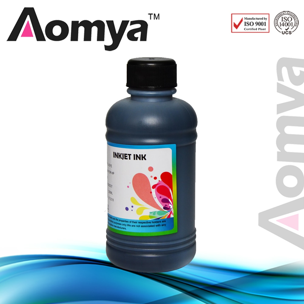 [250 ml] 4 Garrafa De Recarga De Tinta Universal Para Epson BK, Para a HP, Canon, para O Irmão Premium Tinta Corante Refil