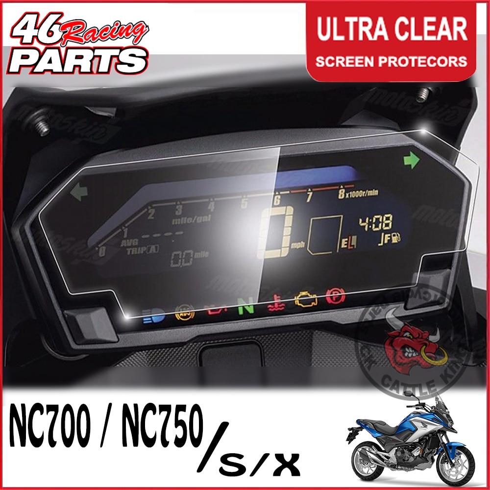 CK крупного рогатого скота кластер царапин кластерный Дисплей Защитная пленка протектор для Honda NC750 NC750S NC750X NC700 S/X NC700S NC700X