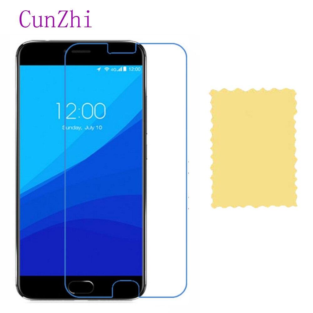 3 piezas de alta definición de la protección del teléfono móvil película para Umi Z/Umidigi Z Pro/X2 pantalla LCD protector de la película