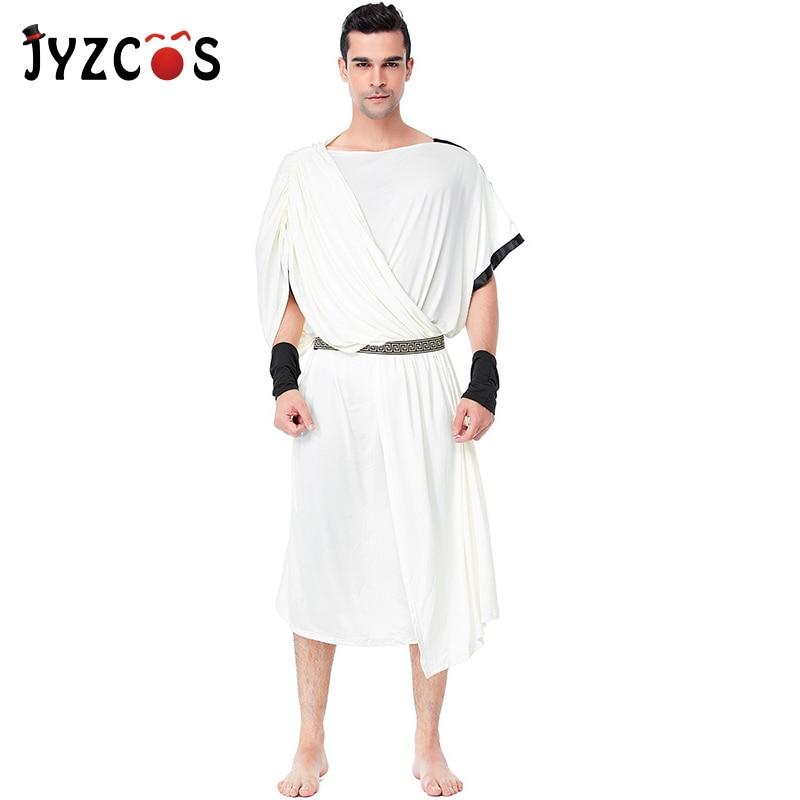 جيزكوس القرون الوسطى القديمة اليونانية الأمير العربي زي هالوين ازياء للرجال زي حفلة تنكرية