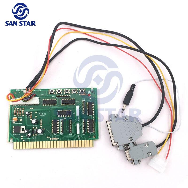 PC to Jamma Converter Board for Arcade Game  Machine Arcade Parts