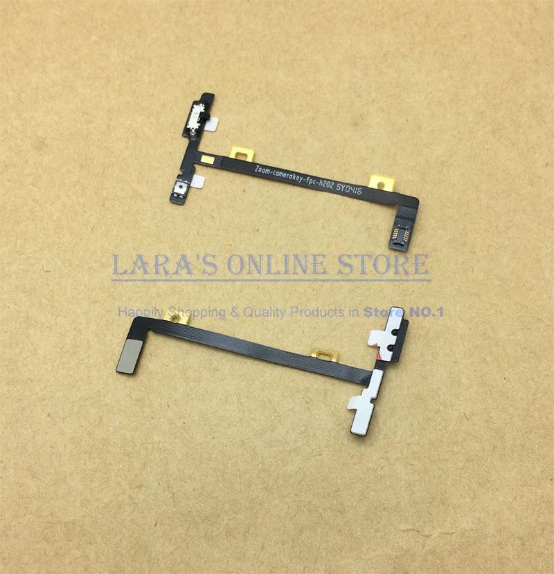 100% Original Camera Button Connector FPC Flex Cable For Lenovo Z90 Z90-7 Z90-3 Replacement Parts