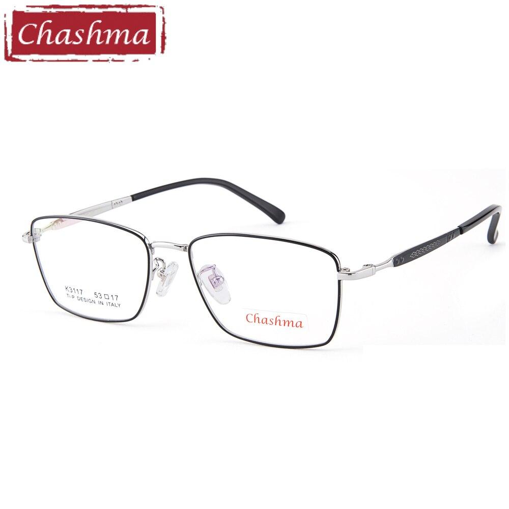 Receita de Óculos Multifocal progressiva Photochromic Óculos Homens De Titânio Óptica De Vidro Anti Blue Ray