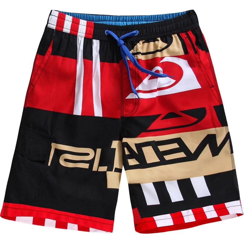 Men board shorts 2021 new summer thin trend male beach teenage boy European style quick drying comfortable fashion
