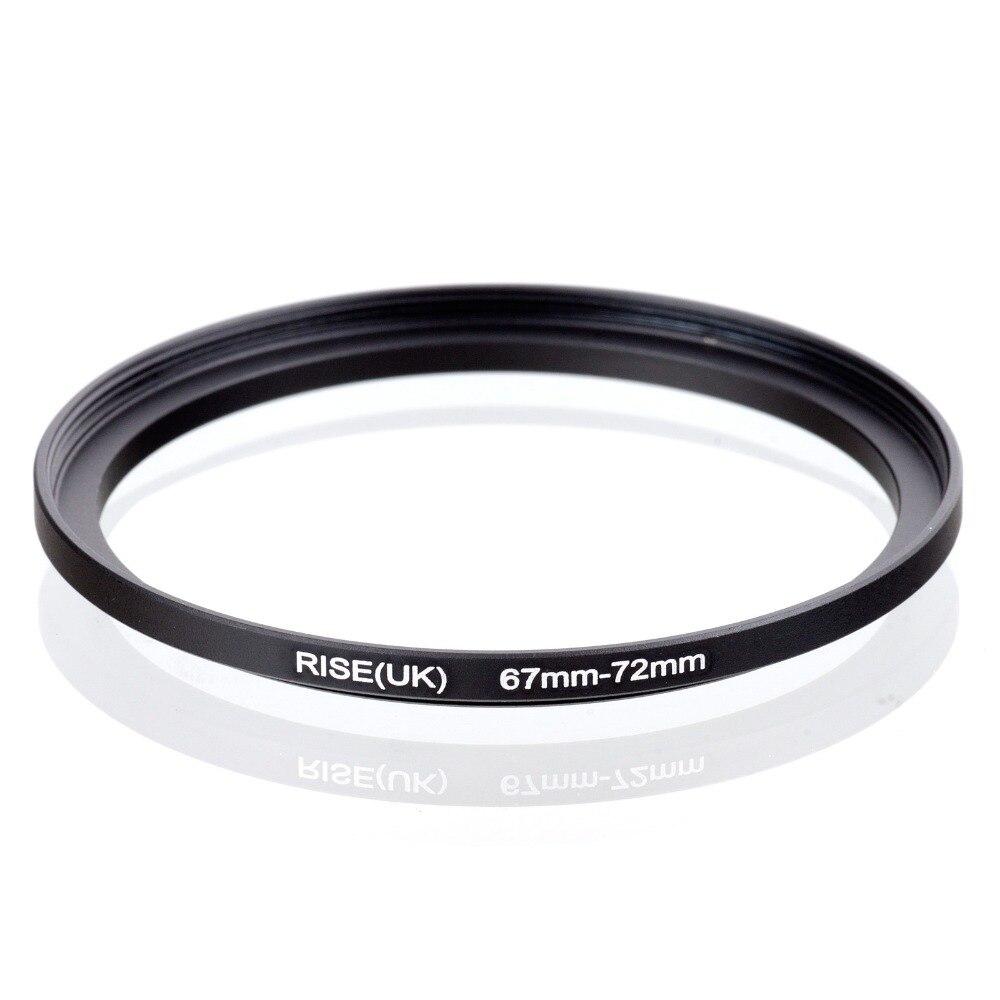 Original RISE(UK) 67mm-72mm 67-72mm 67 a 72 anillo de aumento adaptador de...