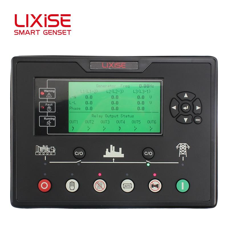 LXC7220 reemplazó completamente la unidad de control electrónico del generador dse6020