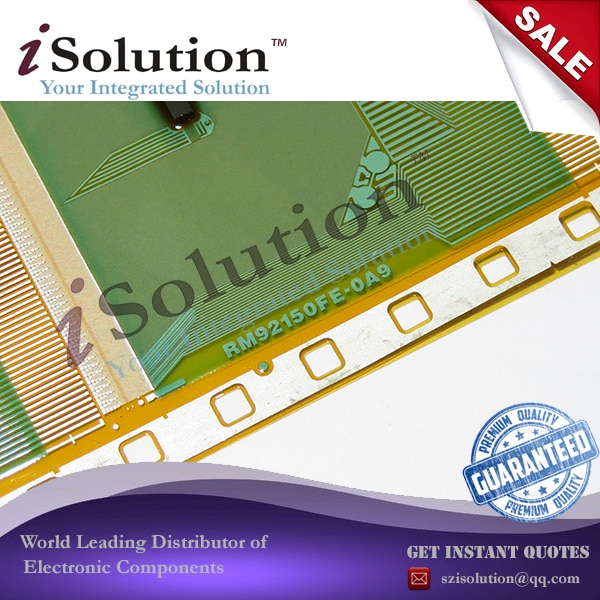 Nueva y original pantalla LCD conductor (COF/TAB) IC RM92150FE-OA9 RM92150FE-0A9