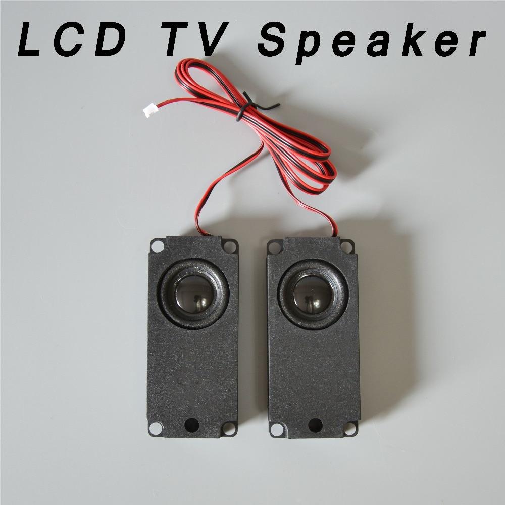 LCD TV Speaker Advertising Machine Speaker 8 Ohm 5 Watts 5W