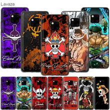 Lavaza Anime One Piece Case for Huawei P30 P20 P10 P9 P8 Mate 20 10 Pro Lite P Smart 2017