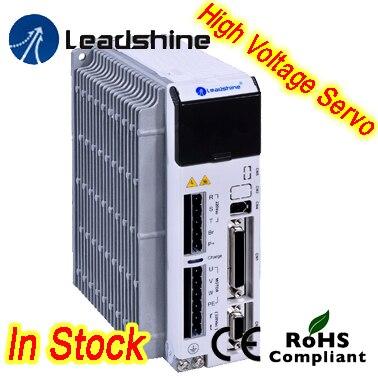Envío libre L5-1000 EL5-D1000 Leadshine Brushless Servo Drive 220 230 VAC de Entrada 12.5A Potencia de Salida de 1000 W Caliente de las ventas