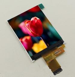 OCM 2,8 pulgadas 24PIN HD pantalla TFT LCD en Color HX8347A conducir IC 240*320 QVGA interfaz de MCU (de tipo Plug-in) No tocar