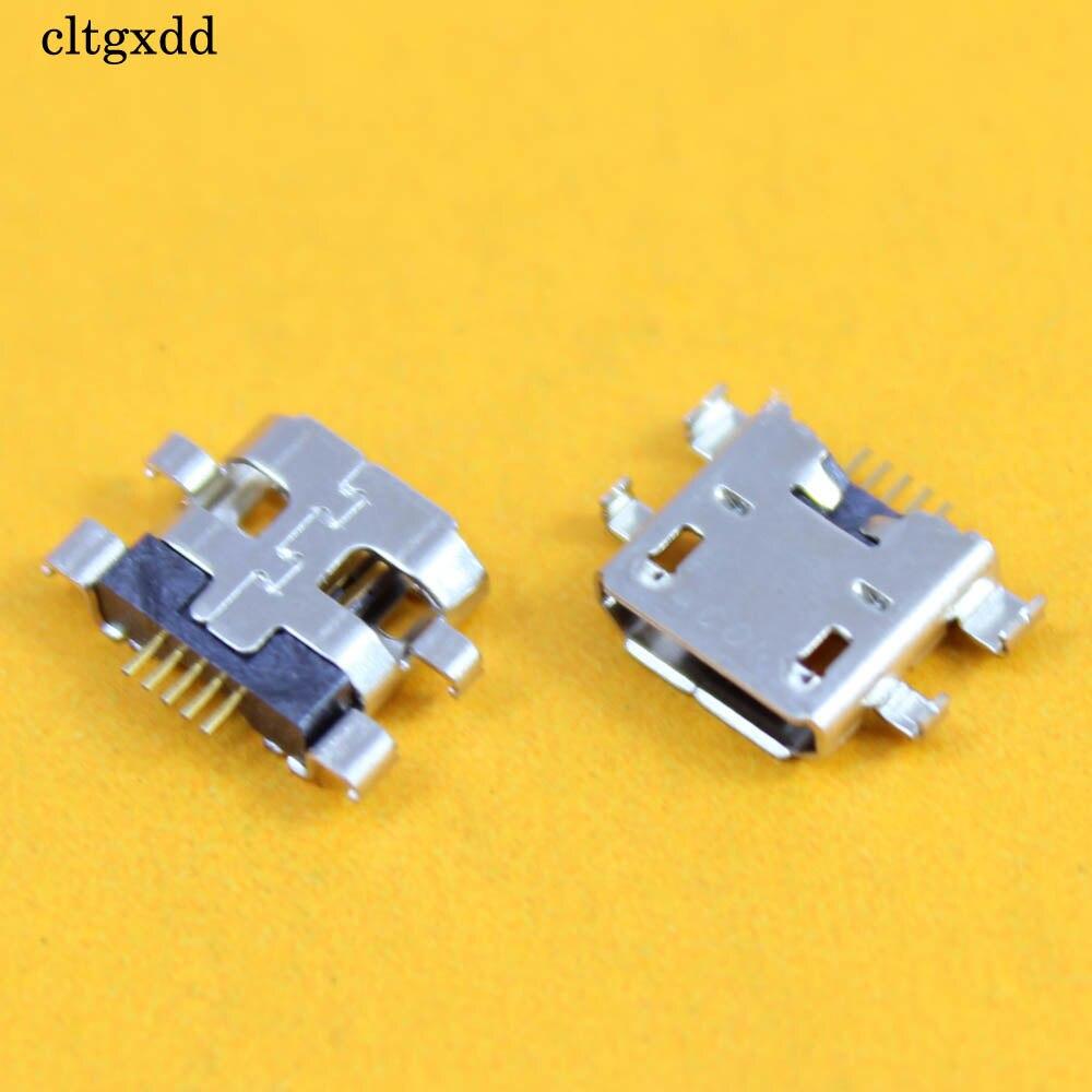 Conector de cargador USB cltgxdd Micro DE 5 pines puerto de carga de datos para ASUS ZENFONE 5 6 ME400C para Google Nexus7 ect