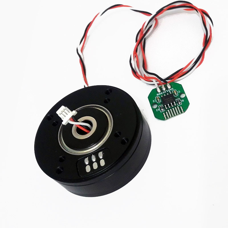 Motor de cardán GB3505 con AS5600 y anillo de deslizamiento para controlador de cardán de 32 bits alexmos basecam