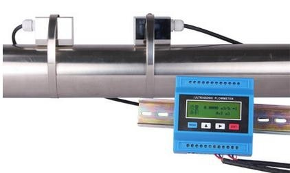 Módulo de flujo TUF-2000M TM-1(DN50-700mm) para caudalímetro ultrasónico Digital/medidor de flujo de agua