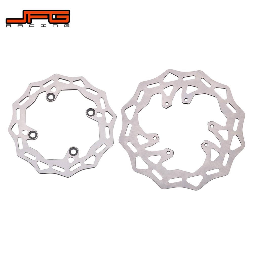 Motorcycle News Front And Rear Brake Discs Rotors For HONDA CRF250L CRF 250L 2013 2014 2015 2016 2017 2018 2019 Dirt Bike