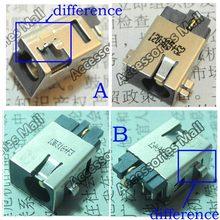 Prise dalimentation cc pour Asus X301 X301A X301A1 X401A X401A1 X401U X501A X501A1 X501U remplacement de lalimentation de la prise dordinateur portable