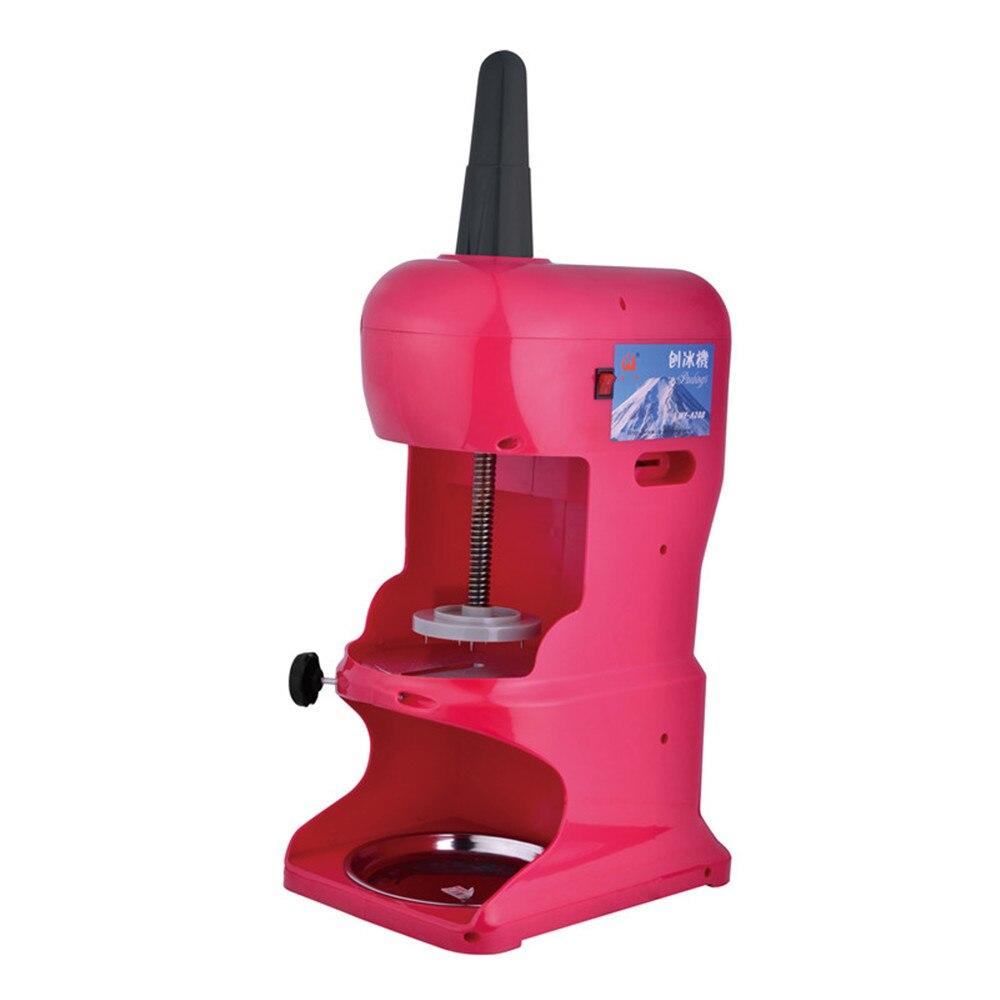 Trituradora de hielo comercial máquina de afeitar de hielo ZF