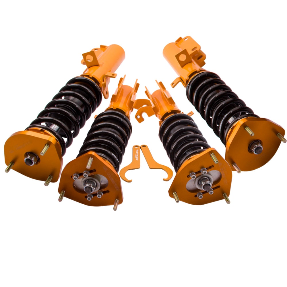 Assembly Coilovers For Toyota Corolla E90 E100 E110 AE111 88-99 Spring Absorber