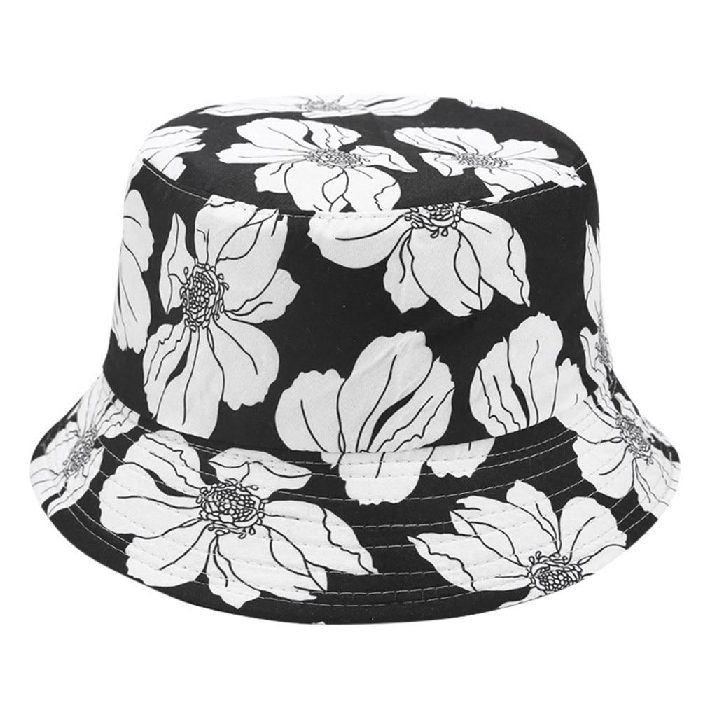 Frauen Bob Kappe Hip Hop Outdoor Sport Sommer Damen Strand Sonne Angeln Eimer Hut eimer hut reversible buckethat frauen hüte