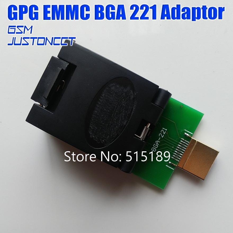 E-SOCKET SAM TP BGA 221 adapter for  JTAG ATF box Free shipping