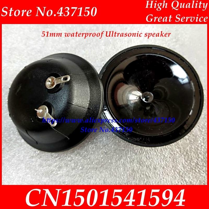 2 uds X 5140 51MM altavoz ultrasónico impermeable 2,5-60 HZ