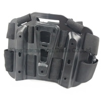 CQC Leg Platform Modular Thigh Holster Drop leg holster Plateform for GL 17 19 M9 SIG P226 SP2022 HK USP 1911