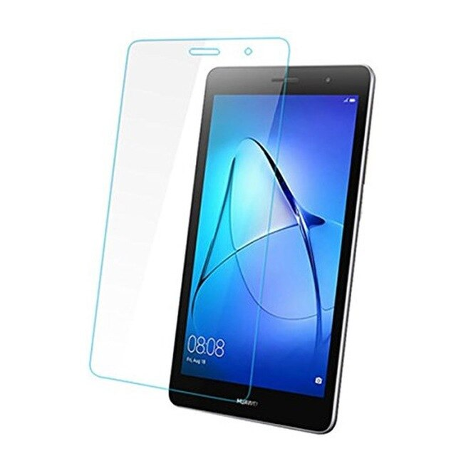 Protecteur de tablette 7 pouces, 2 X verre trempé pour Huawei MediaPad T3 7 3G BG2-U01 BG2 U01 U03