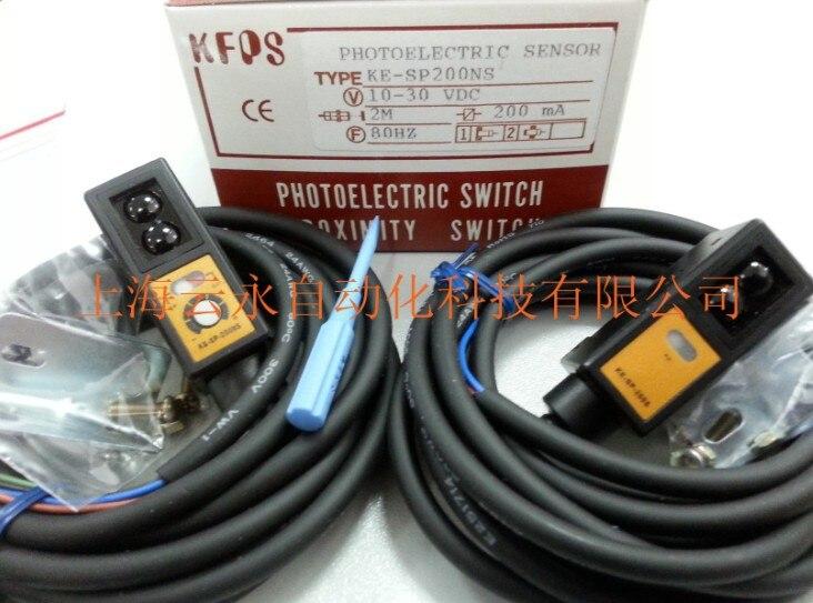جديد الأصلي KE-SP200NS تايوان كاي فانغ KFPS كهروضوئية الاستشعار
